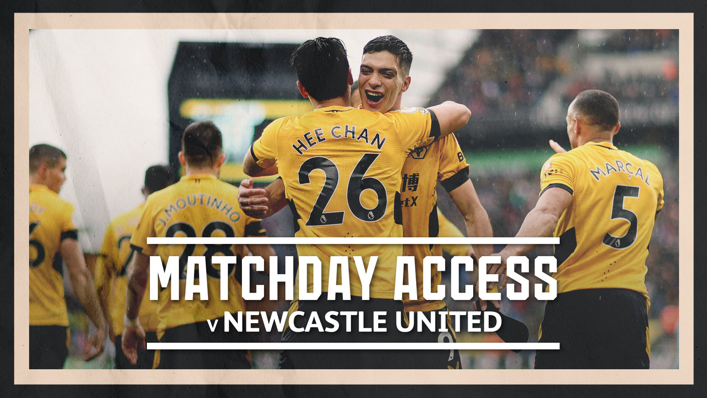 HWANG MASTERCLASS! | Matchday Access | Wolves v Newcastle United