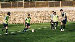 First Team Training | Squad begin Besiktas preparations in Marbella