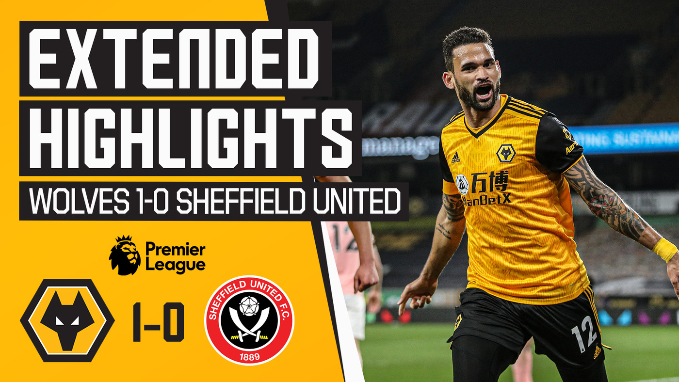 JOSE OFF THE MARK FOR WOLVES! Wolves 1-0 Sheffield United | Extended Highlights