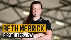 Beth Merrick on rejoining Wolves Women