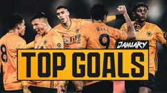 Chem Campbell wondergoal, Raul Jimenez skills, Jordao volley! | January top goals