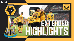 HWANG'S DOUBLE EARNS FIRST HOME WIN OF THE SEASON! Wolves 2-1 Newcastle United | Extended Highlights