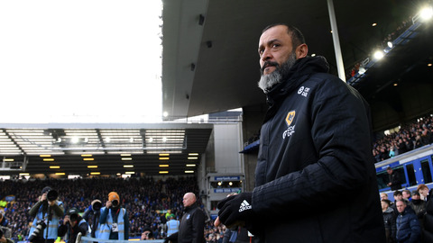 Nuno looks to the FA Cup replay