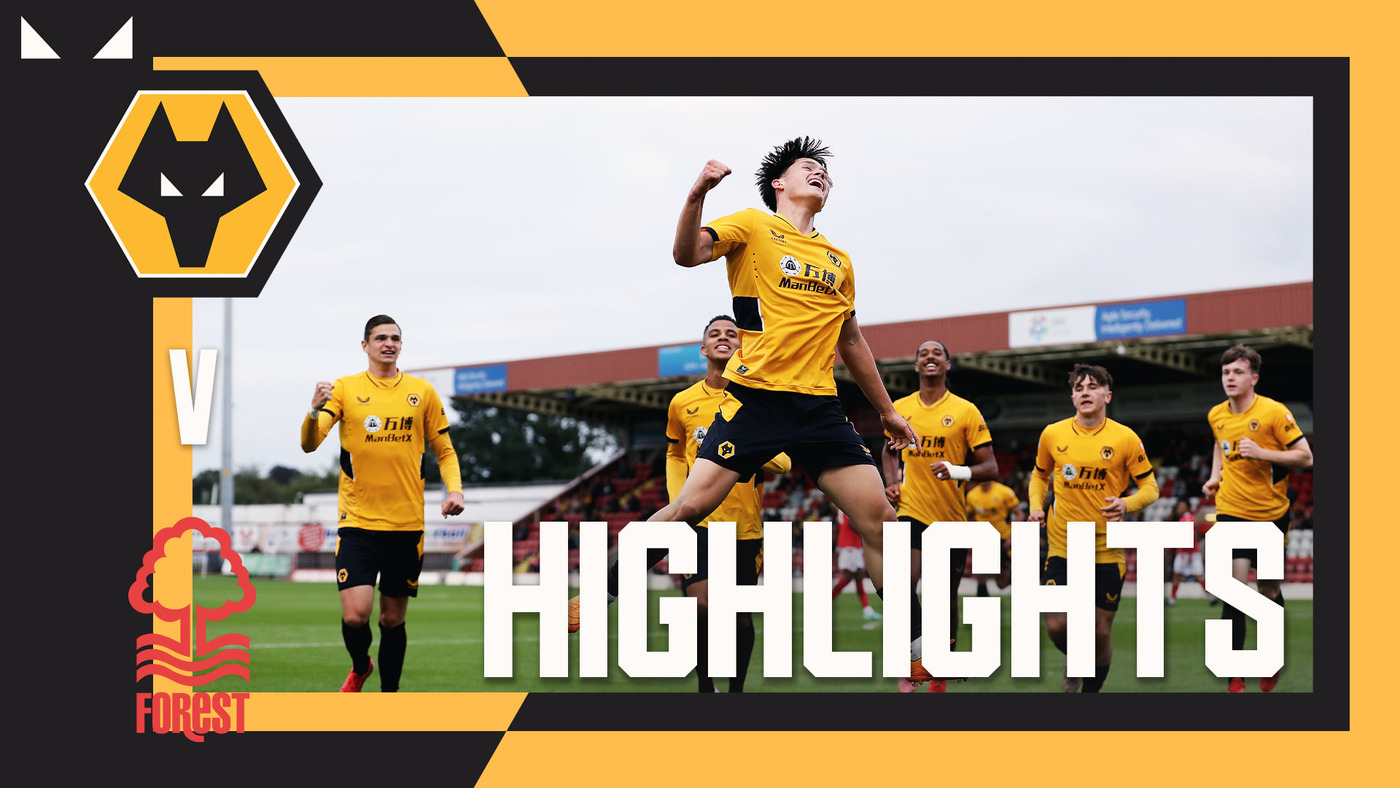 First goal for Birtwistle! | Wolves 23s 1-0 Nottingham Forest U23s | PL2 Highlights