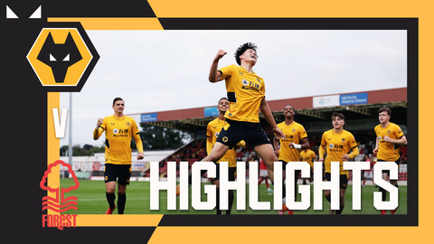 First goal for Birtwistle!   Wolves 23s 1-0 Nottingham Forest U23s   PL2 Highlights