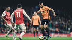 Neves on controlling the game, creating chances and a point at Arsenal