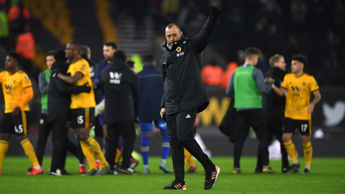 Nuno pleased with result rather than performance