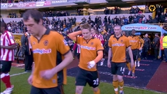 OLD GOLD: Wolves 3-2 Sunderland