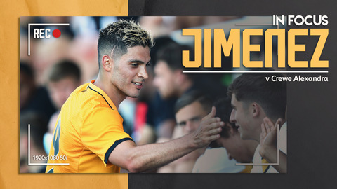 JIMENEZ IN FOCUS | The key moments from Raul Jimenez's return to football!