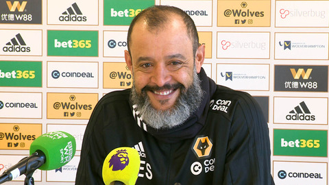 Nuno's pre-West Ham press conference