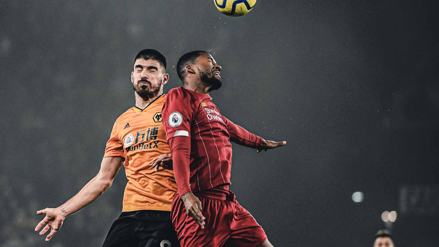 Neves proud despite defeat against Liverpool