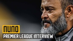 Nuno on the next three years, his passion for Wolves and his relationship with supporters.