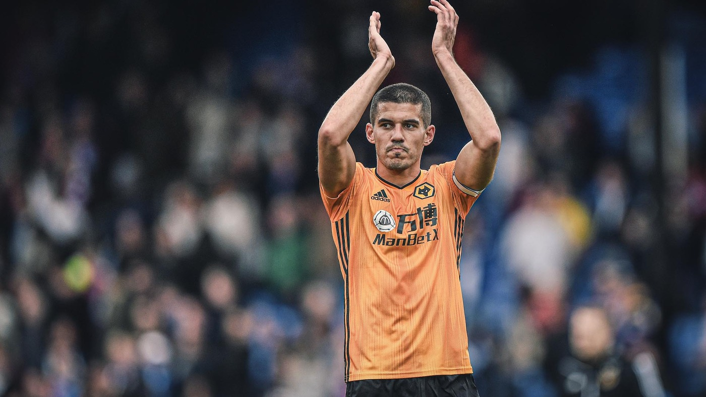 Coady on last-gasp point at Palace