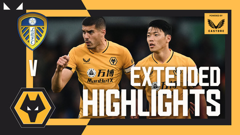 Leeds 1-1 Wolves | Extended Highlights