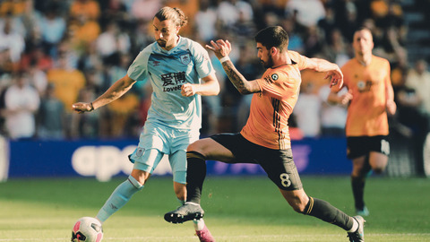 Wolves 1-1 Burnley | Extended Highlights