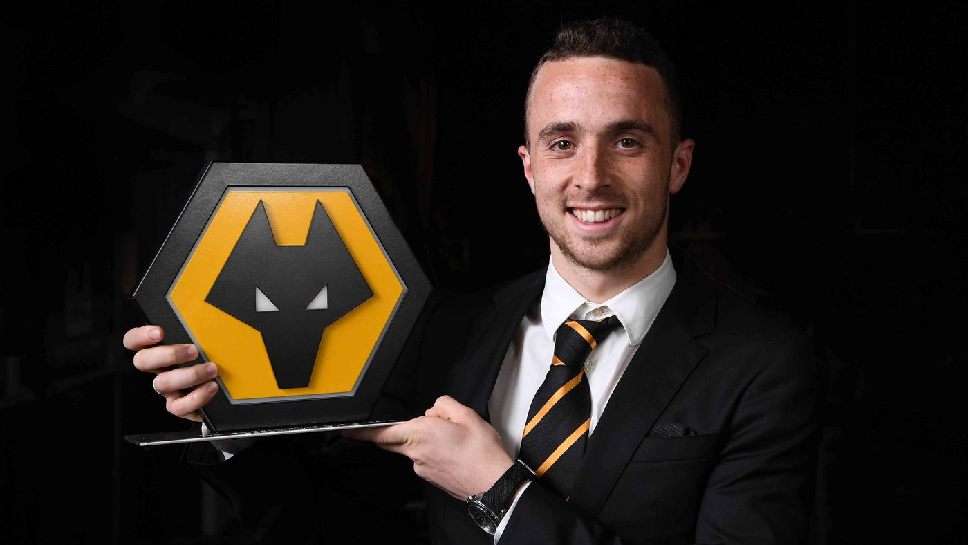 Jota On Top Goalscorer Award