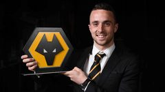 Jota On Top Goalscorer Award