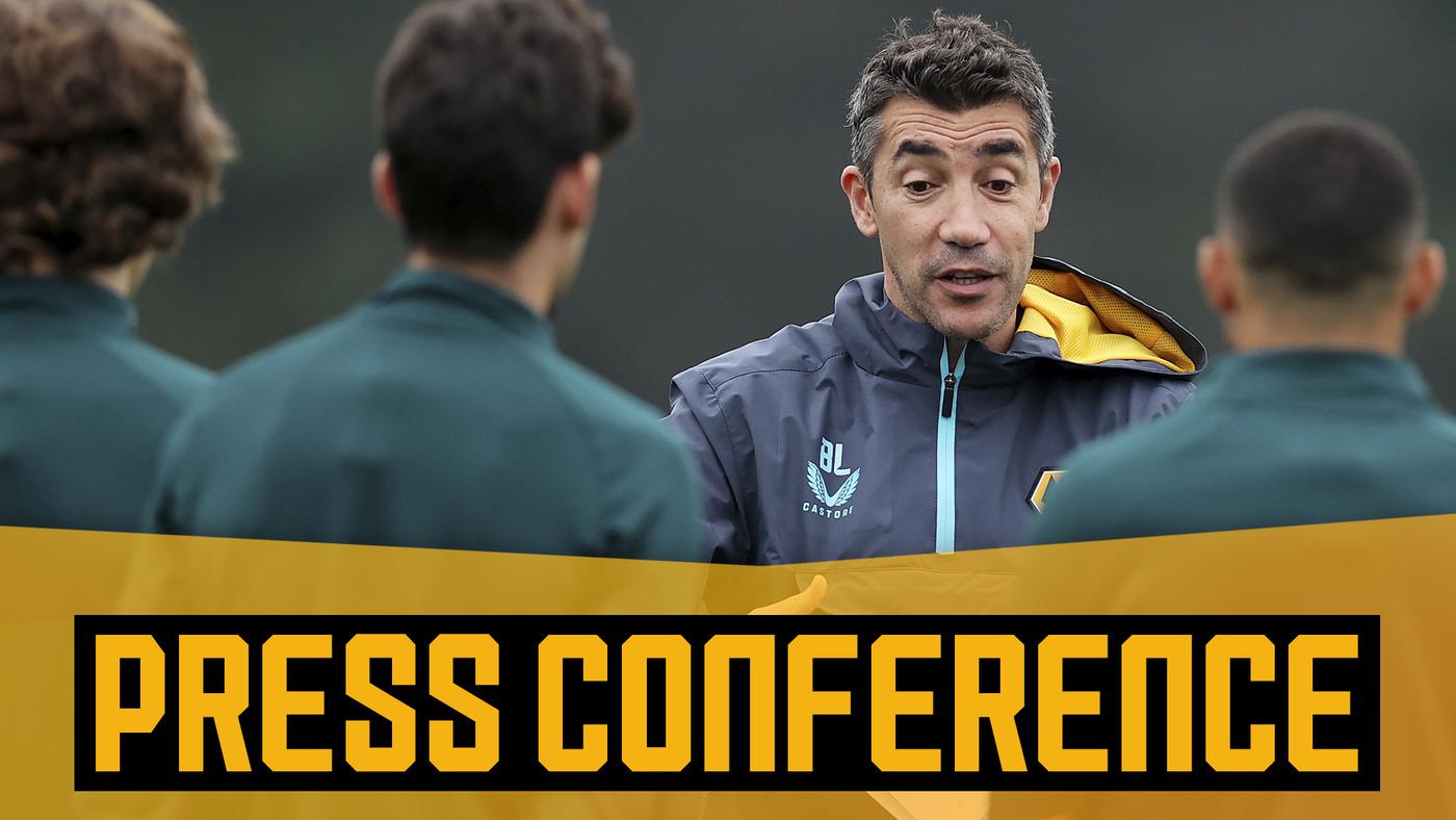 Lage on Brentford, Wolves fans, Jimenez's form & Moutinho's future