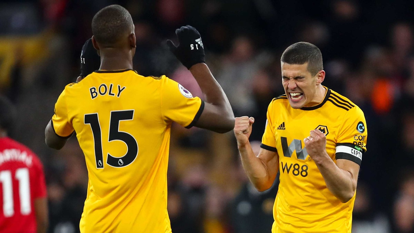 Coady on another brilliant night