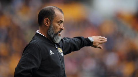 Nuno's pre-Man United press conference