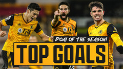 Wolves Goal of the Season nominees | 2020/21