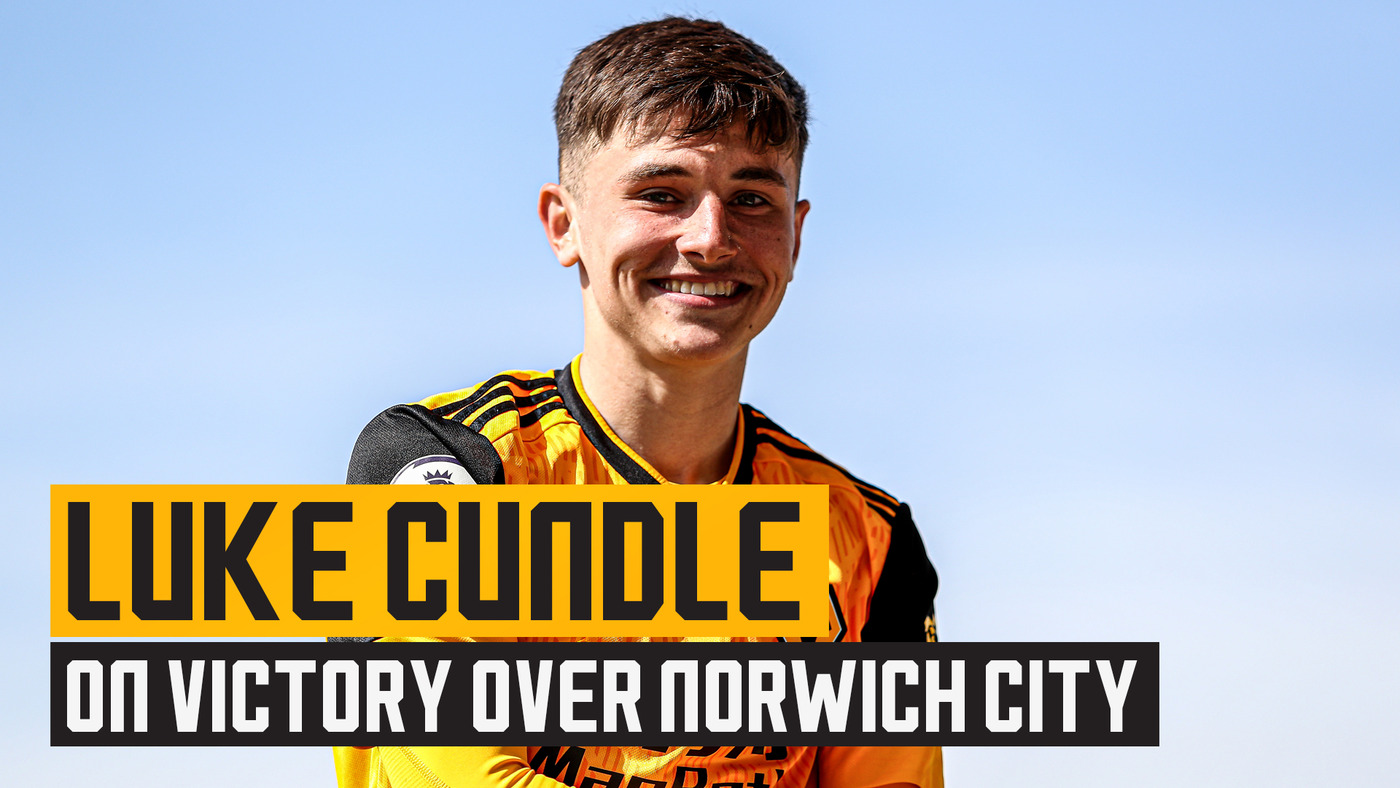 Cundle on victory over Norwich and celebrating his birthday!