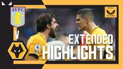 AN INCREDIBLE COMEBACK AT VILLA PARK! | Aston Villa 2-3 Wolves | Extended Highlights