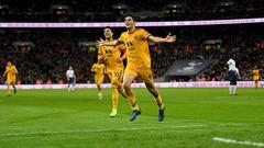 Tottenham 1-3 Wolves | Extended