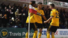 Lincoln City 2-2 Wolves U21s | Highlights