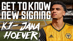 Getting to know | Ki-Jana Hoever