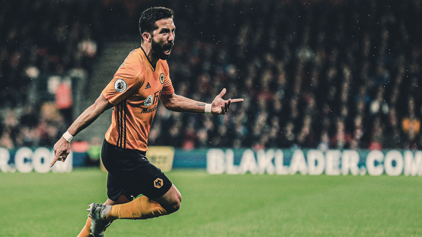 Moutinho on his new contract with Wolves