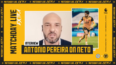 Antonio Pereira on Pedro Neto's development | Matchday Live Extra