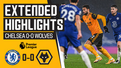 Wolves battle for a point at the Bridge | Chelsea 0-0 Wolves | Extended Highlights
