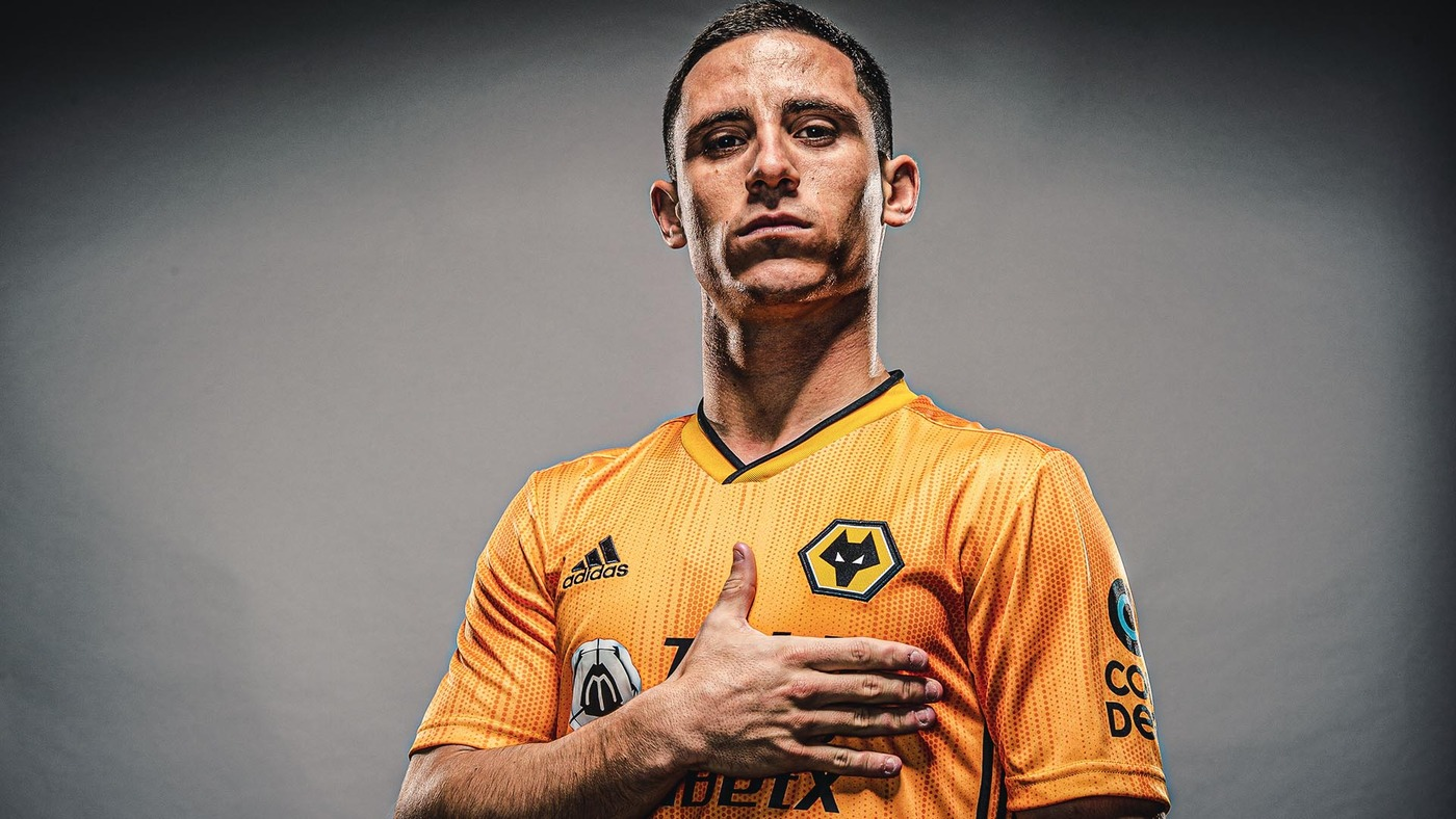 "WELCOME TO WOLVES, DANIEL PODENCE! | ""Wolves are a team with a big project and ambitious goals."""