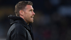 Edwards pleased with result over Stoke