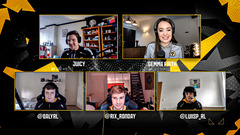 Meet the Wolves Rocket League team | Our Esports team play 'most likely to'...