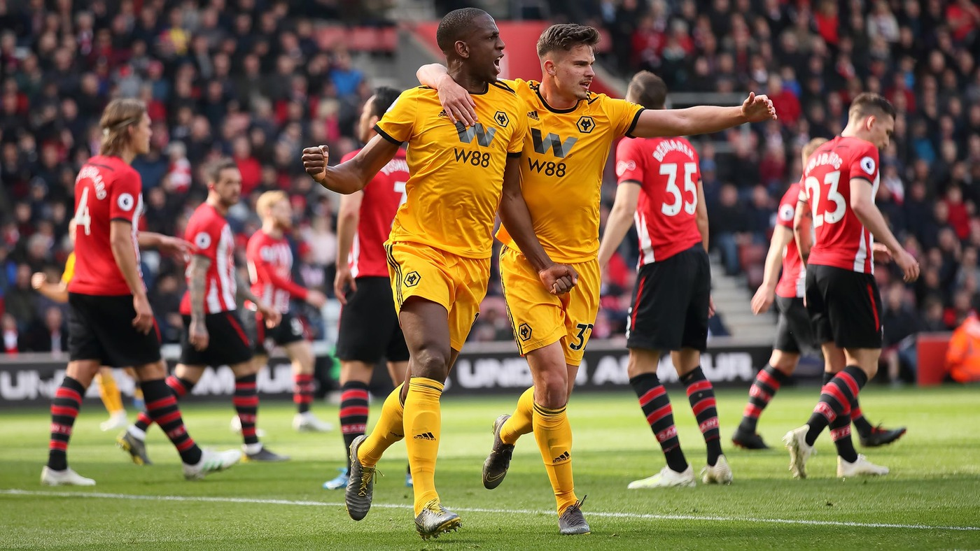 Southampton 3-1 Wolves | Extended