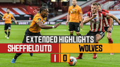 Last-minute defeat at Bramall Lane | Sheffield United 1-0 Wolves | Extended Highlights