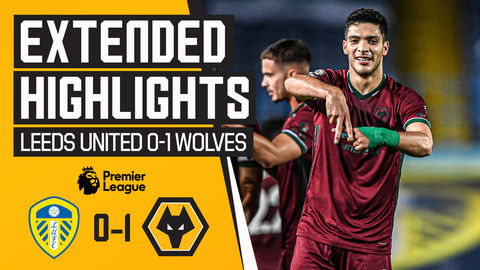 Jimenez seals three big points | Leeds United 0-1 Wolves | Extended Highlights