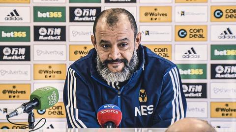 Boly, Jota, Cutrone, Gibbs-White, transfers | Nuno's pre-Newcastle press conference