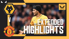 Missed opportunities | Wolves 0-1 Manchester United | Extended highlights