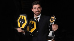 Neves 'Proud' After Claiming Trio of Awards