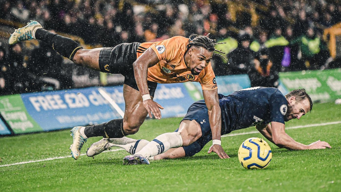Wolves 1-2 Tottenham Hotspur   Extended Highlights