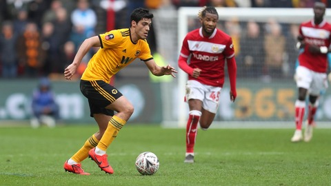 Jimenez on victory over Bristol City