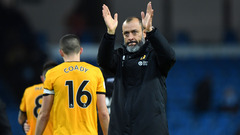 Nuno assesses defeat at Manchester City