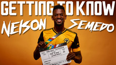 Welcome to Wolves, Nelson Semedo! | Getting to know our new wing-back