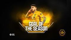 Your 2019/20 Goal of the Season | Ruben Neves v Espanyol
