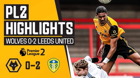 Experienced Leeds have too much for Wolves youngsters! | Wolves U23's 0-2 Leeds United | PL2 Highlights