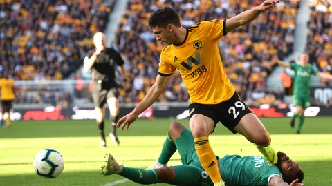 Vinagre on the Premier League and Wolves' target