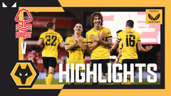A BLISTERING PERFORMANCE! | Nottingham Forest 0-4 Wolves | Highlights